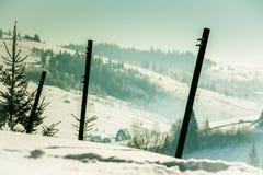 Kniaź Carpathians Zdjęcia Stock