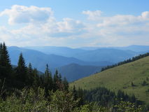 Kniaź Carpathians obraz stock