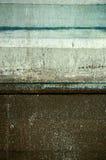 Knickenten-und Brown-Zusammenfassung Art Painting Lizenzfreie Stockfotos