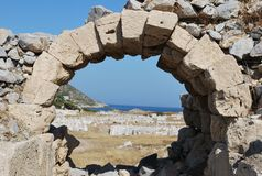 Knidos Stock Images