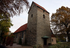 Kniestedt church Stock Photos