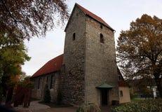Kniestedt kościół Zdjęcia Stock