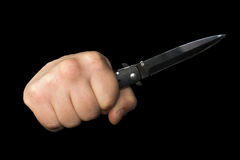 Knife Royalty Free Stock Photography