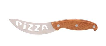 Knife for cutting pizza. Stock Photo