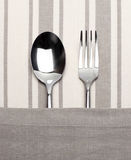 Knife and fork Royalty Free Stock Images