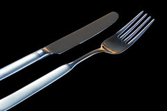 Knife Fork Royalty Free Stock Image