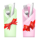 Knife and fork Royalty Free Stock Photos