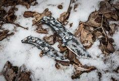 Knife Stock Image