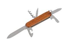 Knife multitool Royalty Free Stock Image