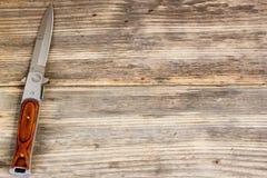 Knife Pocket Stock Image