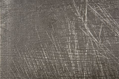 Knife scratch texture. Blackboard signed of a knife can used as a background Royalty Free Stock Image