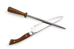 Knife sharpener Royalty Free Stock Photography