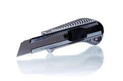 knifes纸张 免版税库存图片