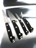 knifes профессиональные стоковое фото