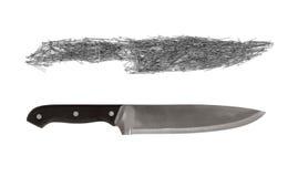 knifes стоковое изображение rf