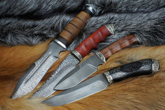 Knifes Royalty-vrije Stock Foto's