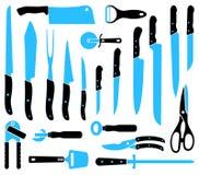 Knifes Royalty Free Stock Image