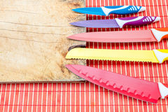 knifes 免版税库存图片