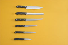 Knifes Stock Photography