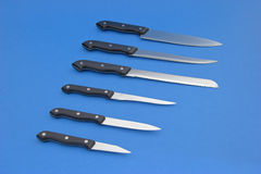 Knifes Foto de Stock Royalty Free
