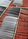 Knifes Royalty-vrije Stock Afbeeldingen