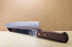 Knifes della cucina Fotografia Stock Libera da Diritti