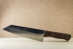 Knifes della cucina Fotografia Stock