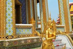 KÖNIGE PALACE EXTERIOR IN BANGKOK THAILAND Lizenzfreie Stockbilder