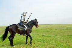 The knight Stock Photo