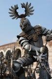 Knight1 Fotografie Stock Libere da Diritti
