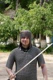 A knight Stock Photos