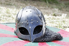 Knight armor Stock Images