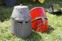 Knight armor Stock Photography
