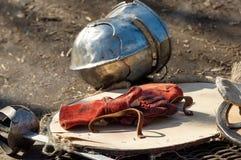 Knight armor Royalty Free Stock Photography