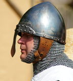 Knight in Armor Stock Images