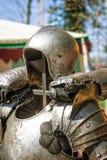 Knight armor Royalty Free Stock Photos