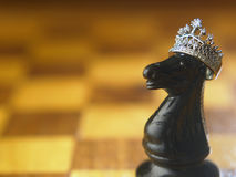 From knight  be a king Stock Images