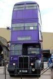 Knight bus Royalty Free Stock Photos