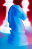 Knight Chess Piece Stock Photo