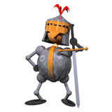Knight clipart Stock Photography