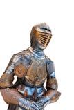 Knight in full armor. Royalty Free Stock Photo