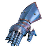 Knight glove Royalty Free Stock Photos