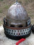 Knight helmet Stock Photography