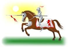 Knight-horse-6 Stock Photography