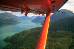 Knight Inlet Royalty Free Stock Images