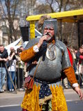 Knight, Lublin, Poland Stock Image