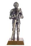 Knight na armadura Foto de Stock