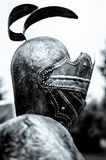 Knight profile Stock Photo