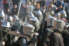 Knight's Royalty Free Stock Photography
