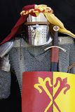 Knight's armor Royalty Free Stock Images